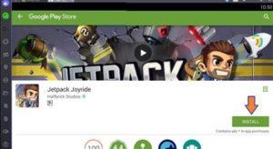 Jetpack Joyride pro PC