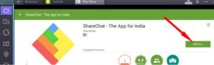 ShareChat per PC
