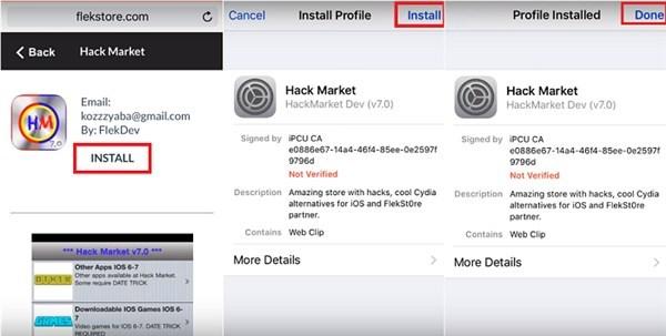 Trucco Mercato iOS 10-9.3.3-9.3.5-9.3.2-9.3.1