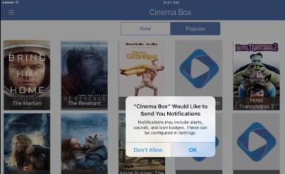 cinemabox-Launch-on-ios-10.0.1-10.0.2