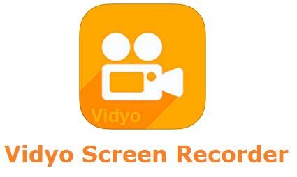 Vidyo il Registratore dello Schermo per iPhone-iPad