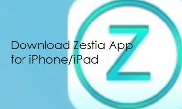 Zestia per iPad-iPhone
