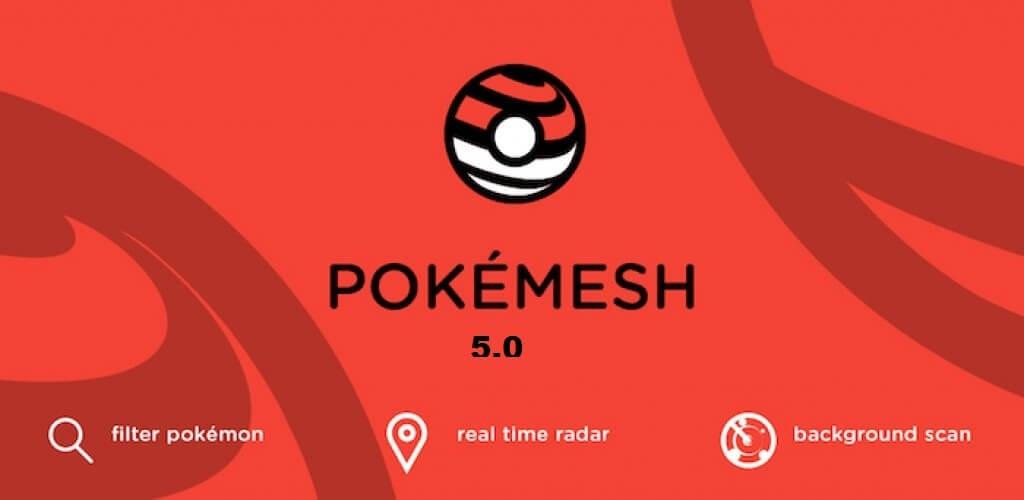 download pokemesh 5.0 apk per android