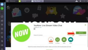YouNow per PC