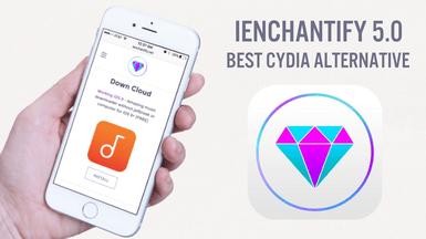iEnchantify 5.0 cydia download the best alternative