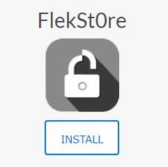 install-flekstore
