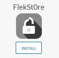 install-flex Tore