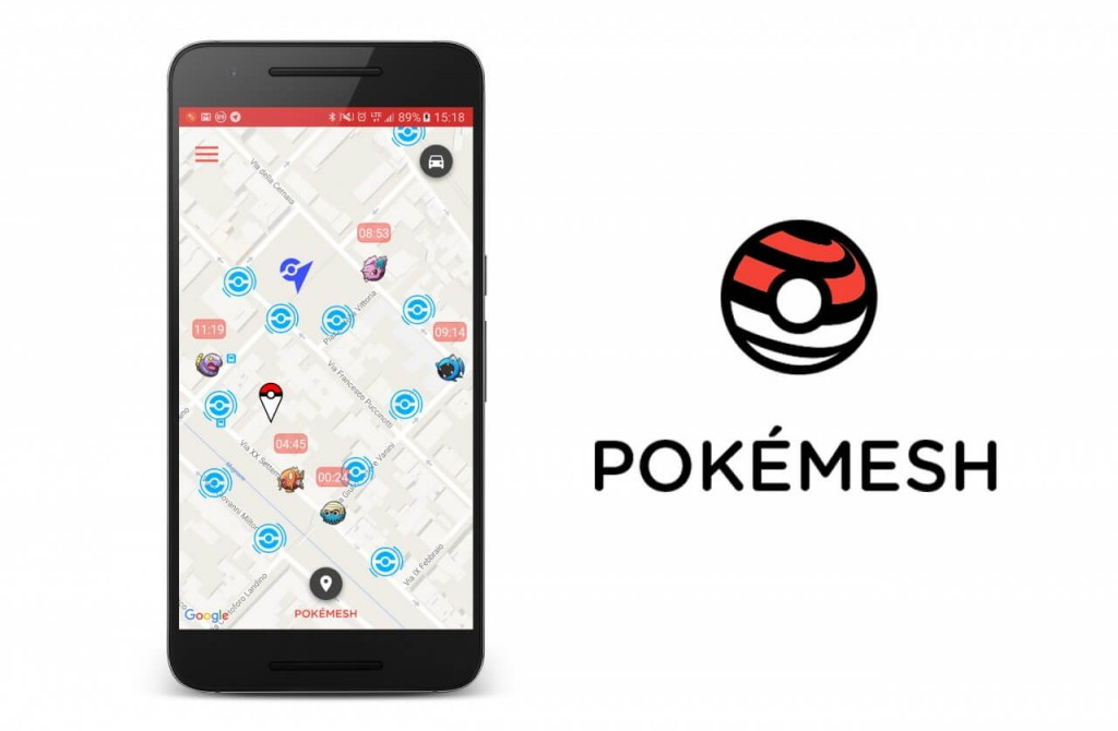 pokemesh apk for android