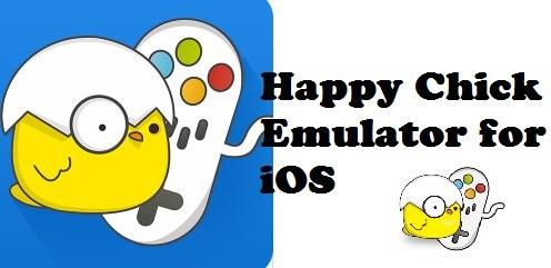 iOS için mutlu Chick emülatörü 10-9.3.2-9.3.1