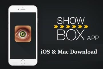 ShowBox لـ IOS