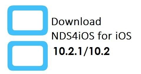 NDS4iOS iOS 10.2.1, 10.2, 10.3