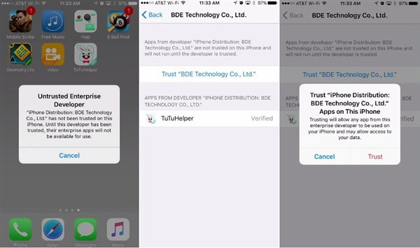 TutuApp iOS 11 Free Download
