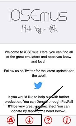 download nds4iOS per iOS 9