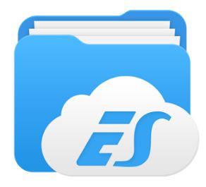 ESファイルエクスプローラ - APK-OBB-installare