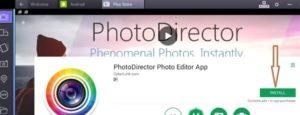 PhotoDirector per PC