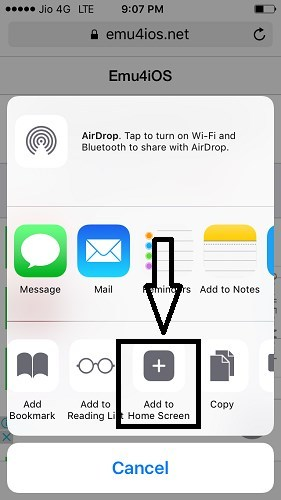 Emu4iOS iOS 11 Instalando