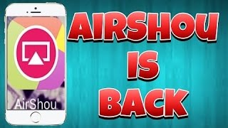 downloaden airshou per iOS 10.3 iPhone en iPad