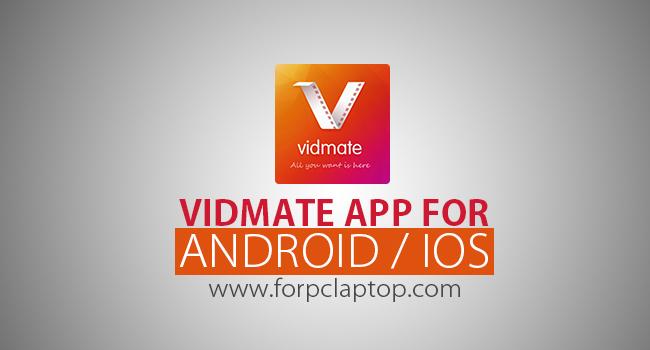 Vidmate Per iPhone iPad Download