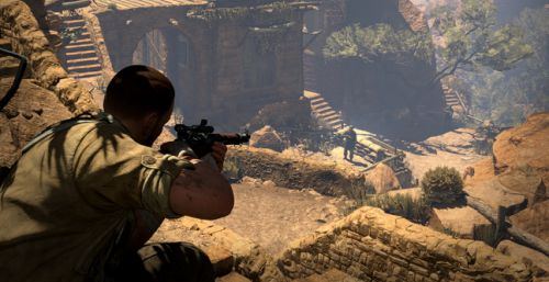 Sniper Elite 4 APK Download