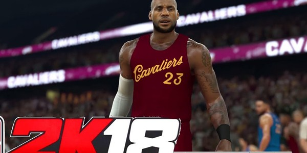 NBA 2k18 APK Free Download