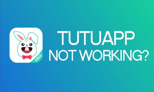 TutuApp niet werken