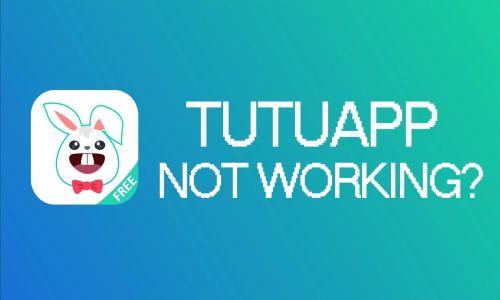 TutuApp لا تعمل