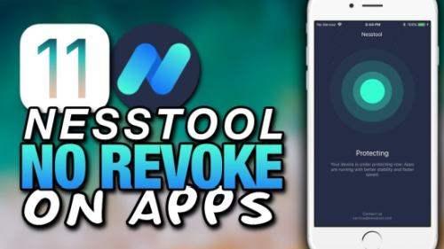 NessTool Non Révoquer Apps
