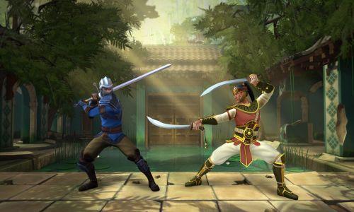Combat de l'ombre 3 GamePlay
