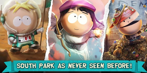South park, Download for Android phone destroyer