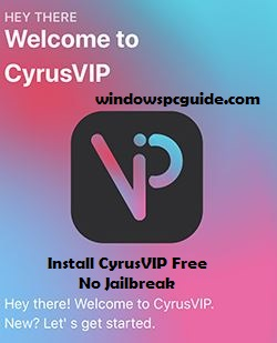 cyrusvip-Frei ios11-senza-Jailbreak