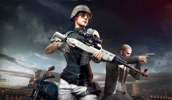 PlayerUnknown the Battle APK Android