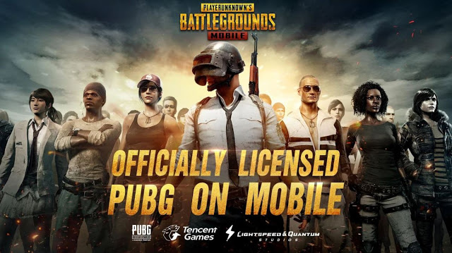 [PUBG mobile] Champs de bataille PlayerUnknown [VERSION OFFICIELLE AUTORISE] [Android e iOS]
