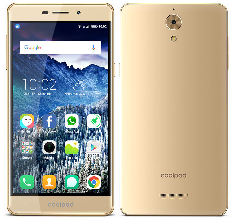 Mega raíz Coolpad 2.5 re