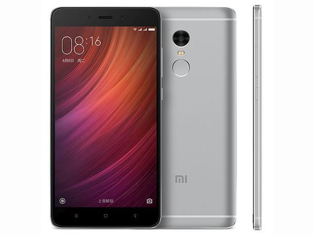 Xiaomi Redmi Nota 4